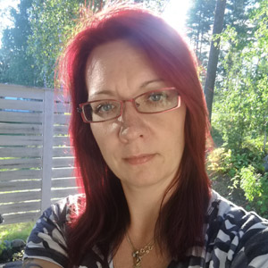 Kolmen pojan äiti Satu, 38, Turenki