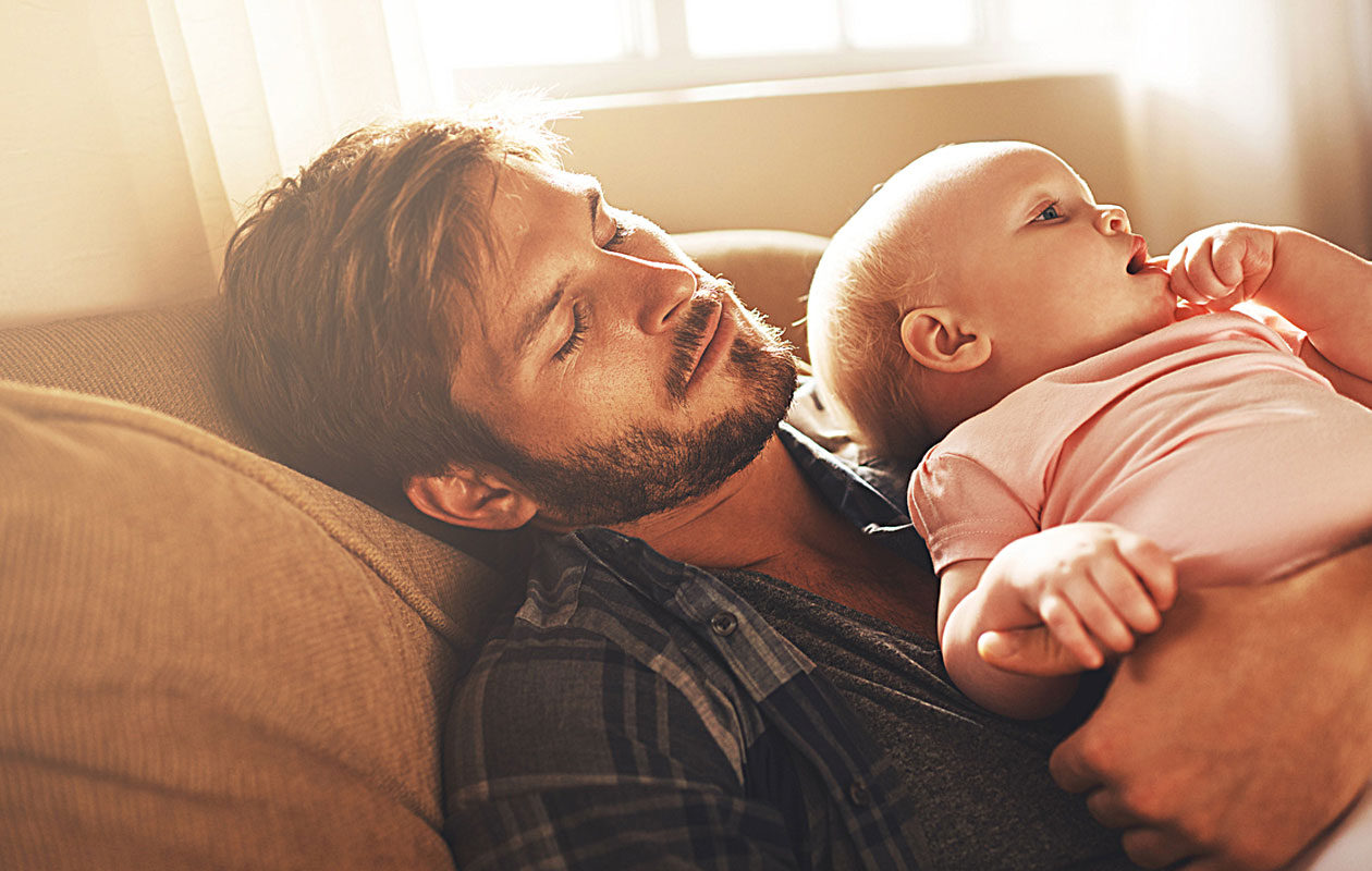 Unikoulu soveltuu yli 6-kuukautisille terveille vauvoille.