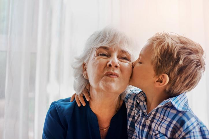 Mummi ja poika