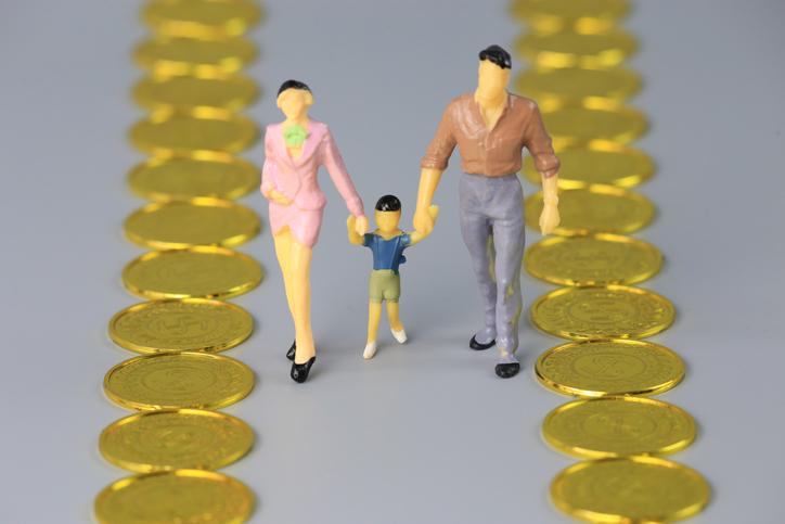 Hoitovapaa, rahat ja perhe