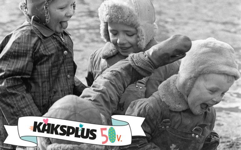 Pitääkö kaksivuotiaalle opettaa iltarukous? Näin vastattiin Kaksplussassa vuonna 1969.
