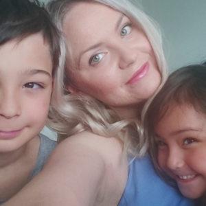 Vaikeasta sairaudesta toipuva Anita Jänis-Jasim, 35, Helsinki