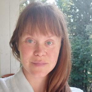 Seitsemän lapsen äiti Jenni Haataja, 34, Torppi