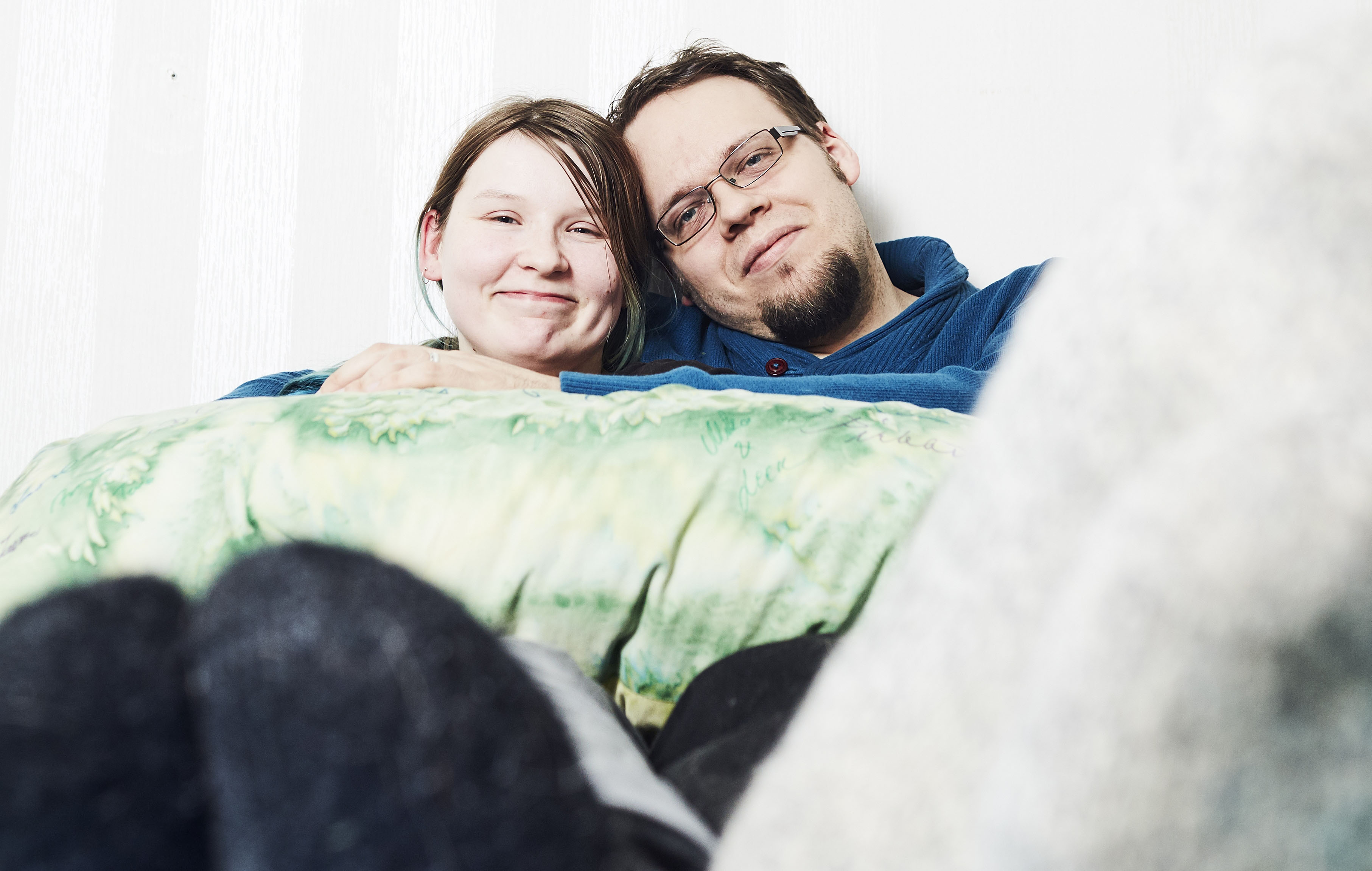 Nörttipari Veera ja Stefan Sauerland