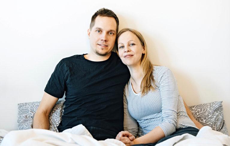 Emilia Klemetti ja Henri Klemetti
