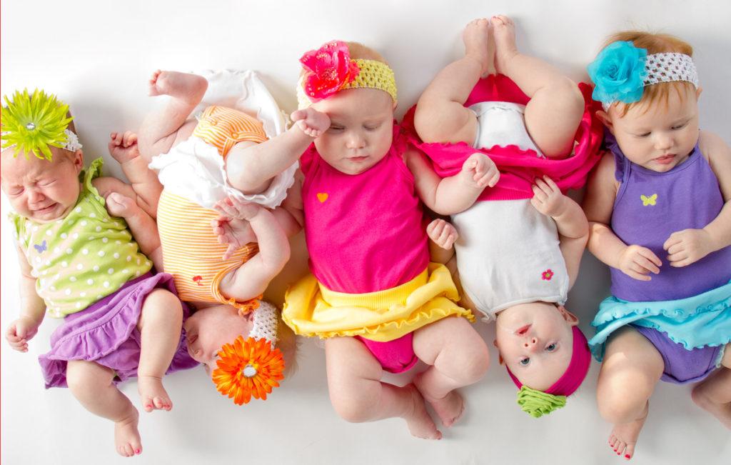 vauvat ja vauvojen nimet