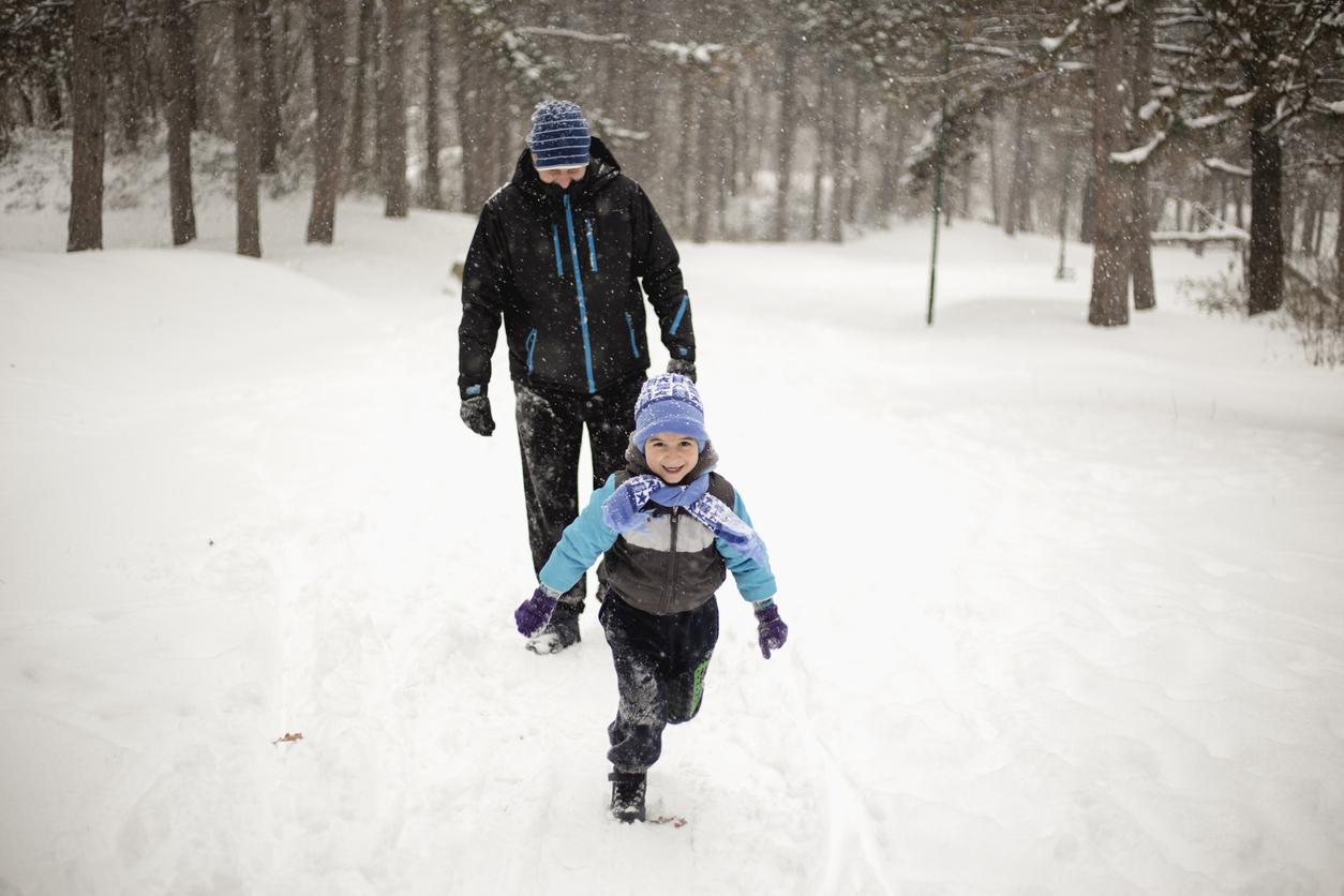 talvikenkätesti hyvät lasten talvikengät
