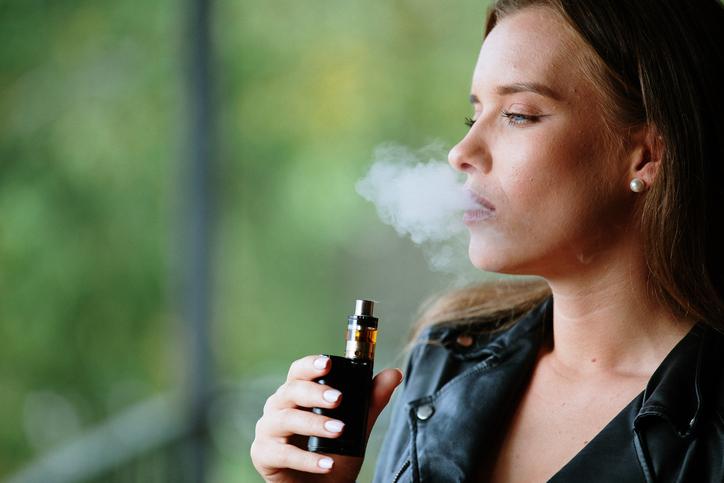 imetys ja tupakointi