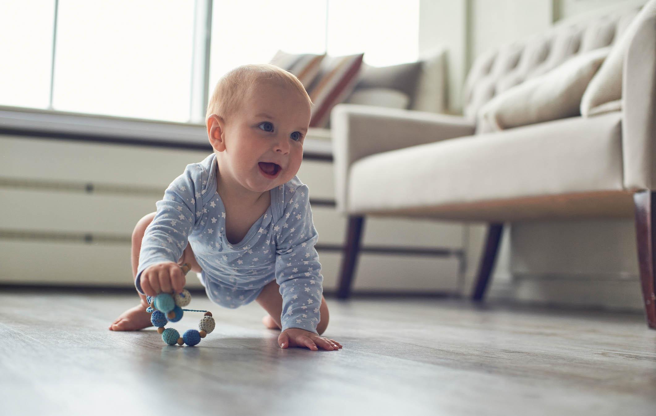 vauvan fysioterapia