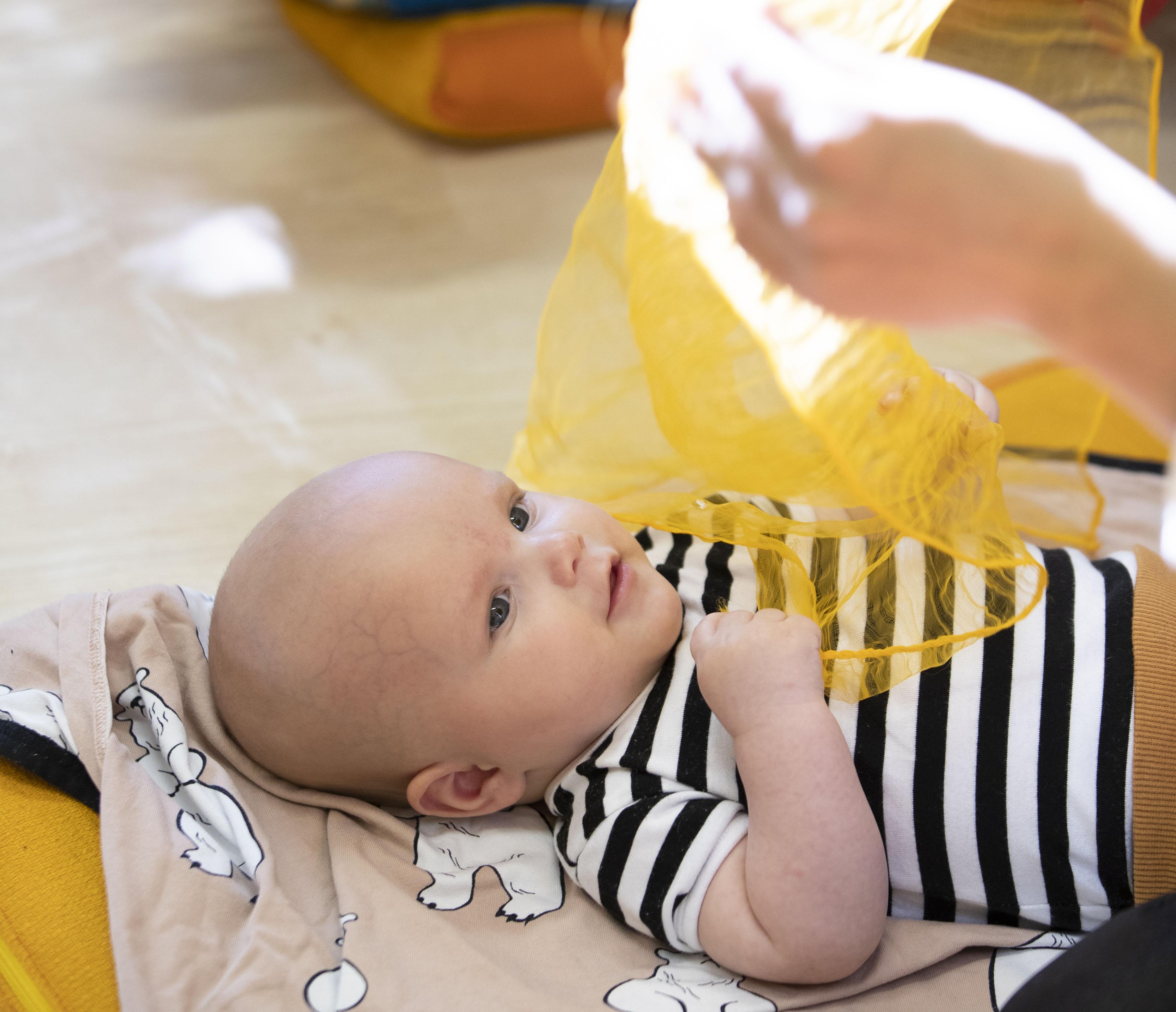 Mitä vauvamuskarissa tehdään