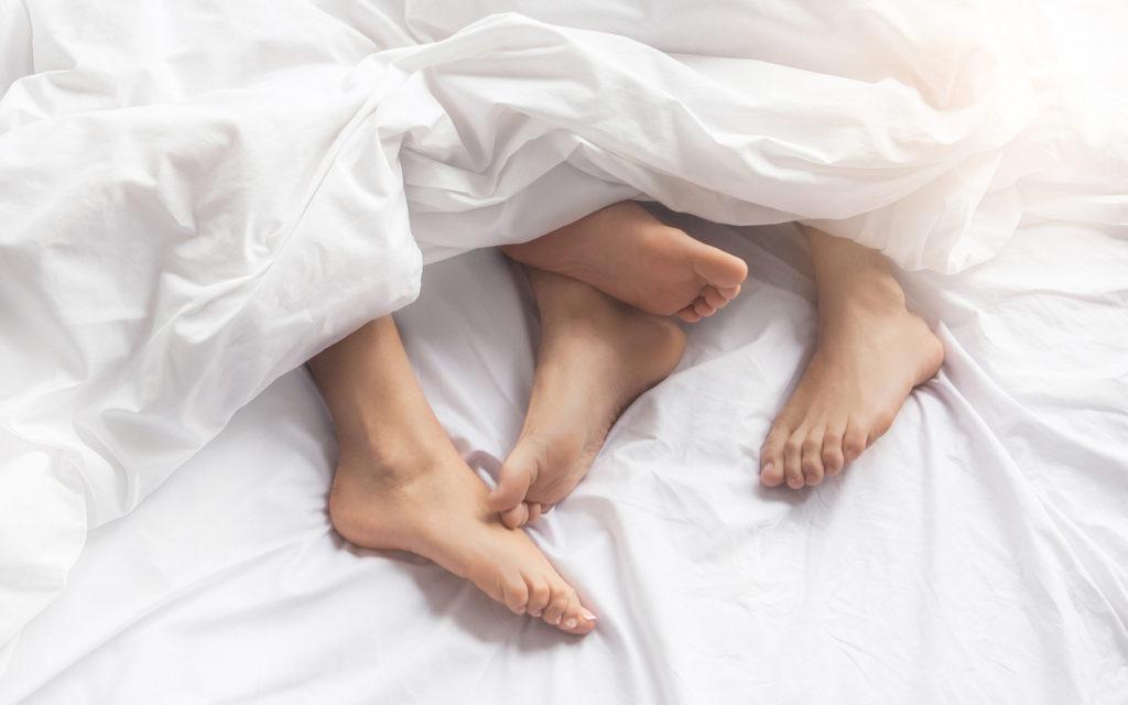 Raskaaksi tuleminen on todennäköisintä, kun seksin ajoittaa oikeaan aikaan.