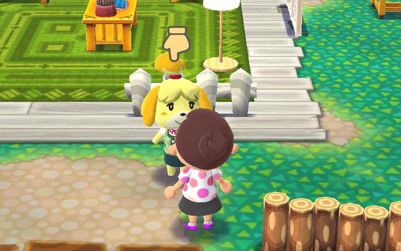 Animal Crossing -pelissä tehdään eläimille palveluksia.