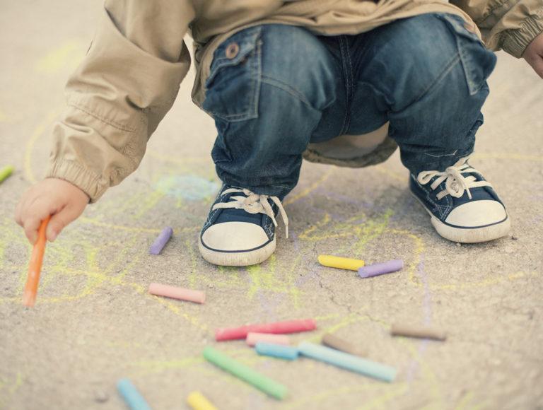 Lapsen kengän koko