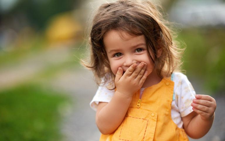 Monet lasten vaiheet ovat huvittavia - ainakin jälkeenpäin.
