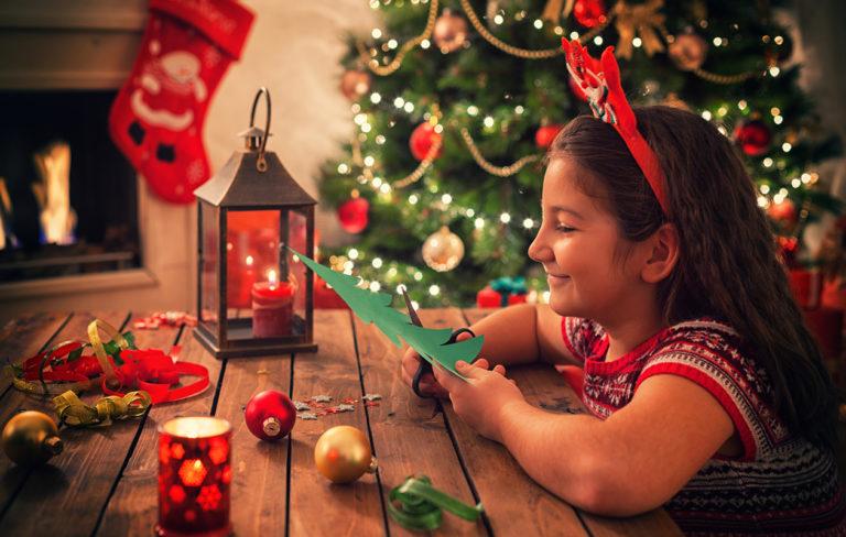 joulurunoja lapsille