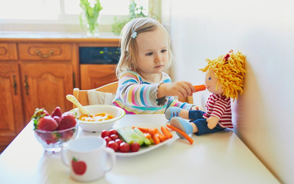 Lelut ruokapöydässä eivät ole automaattisesti huono asia.