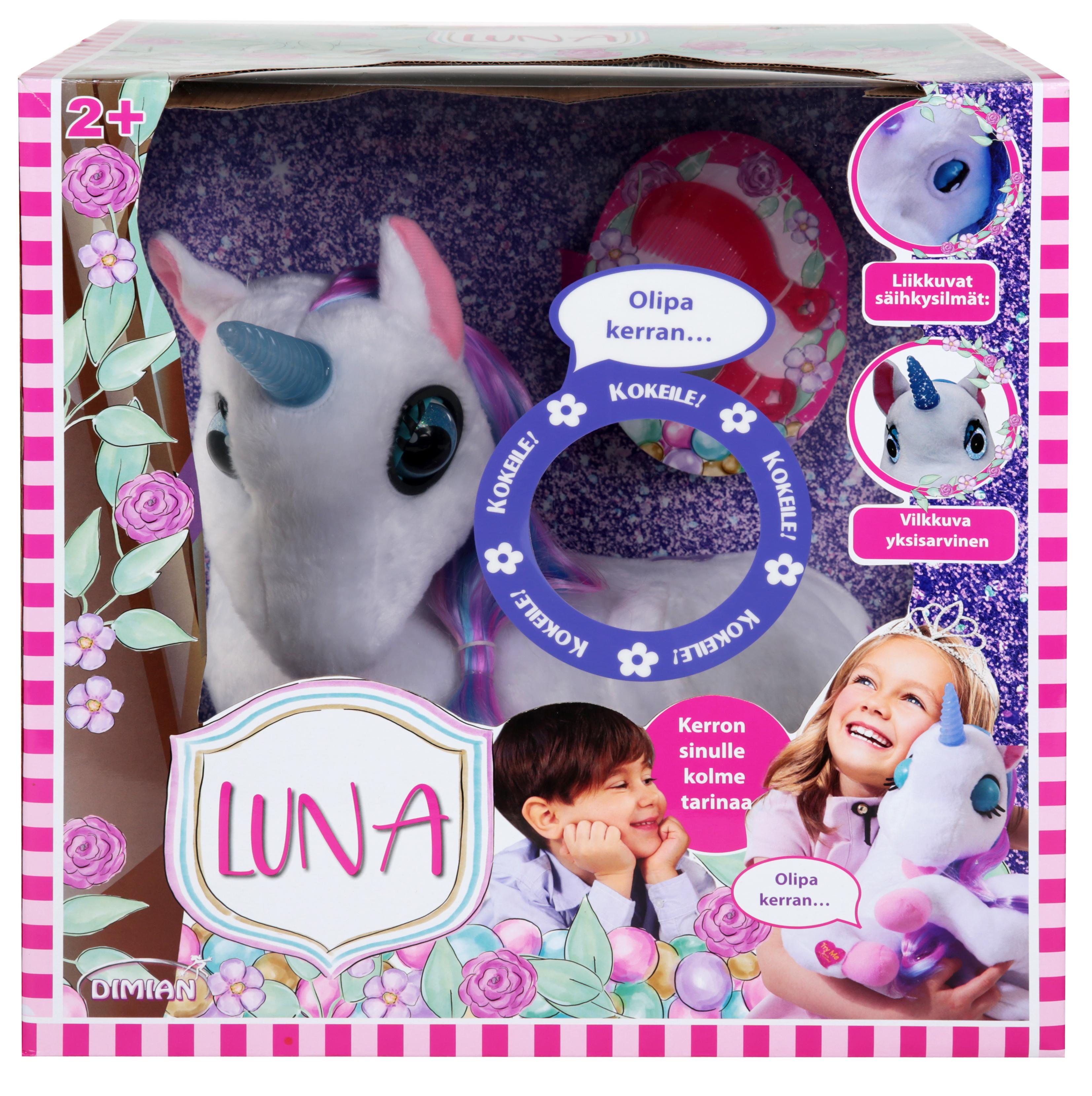 Luna-yksisarvinen.