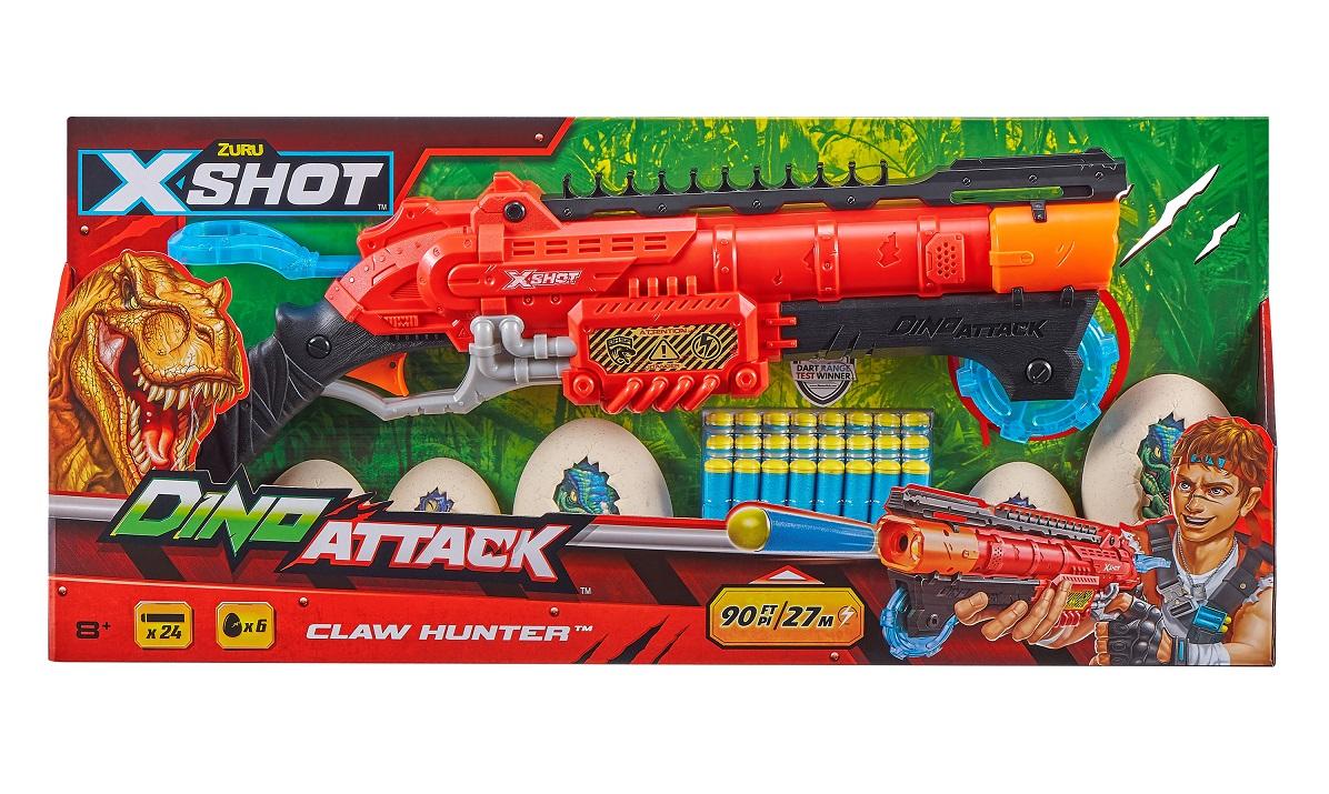S-Shot Dino Attack D-Eliminator.