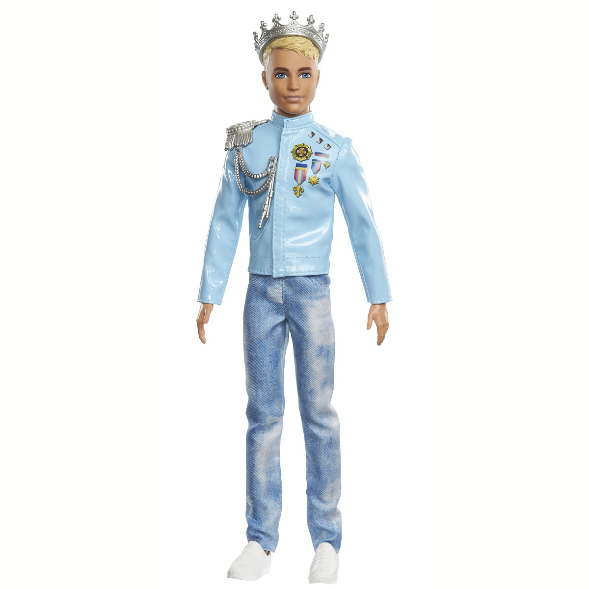 Barbie Princess Adventure -prinssinukke.