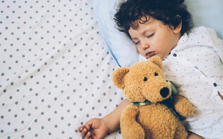 Lapsen tyyny on syytä valita huolella.
