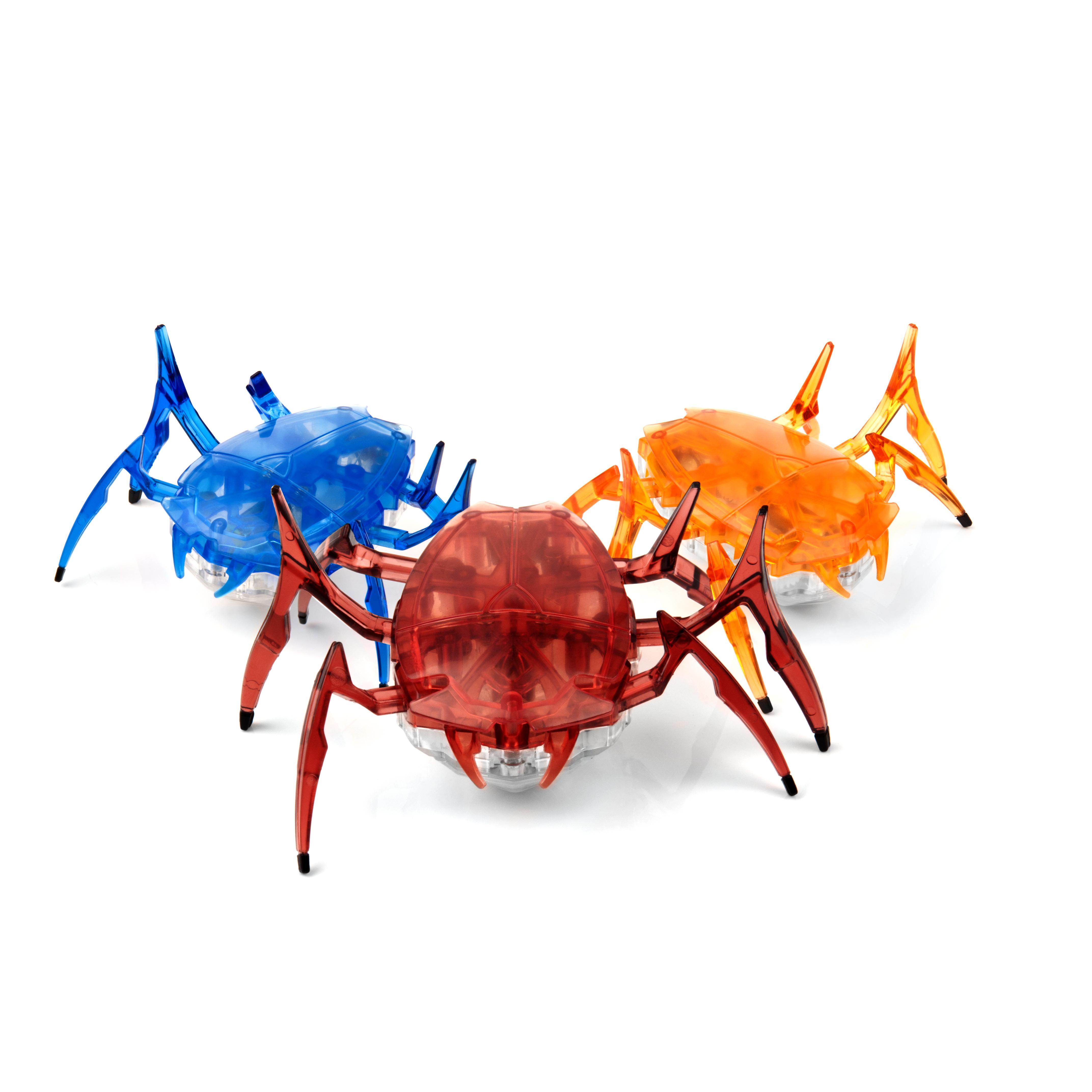 Hexbug Scarab - paristokäyttöinen hämähäkki.