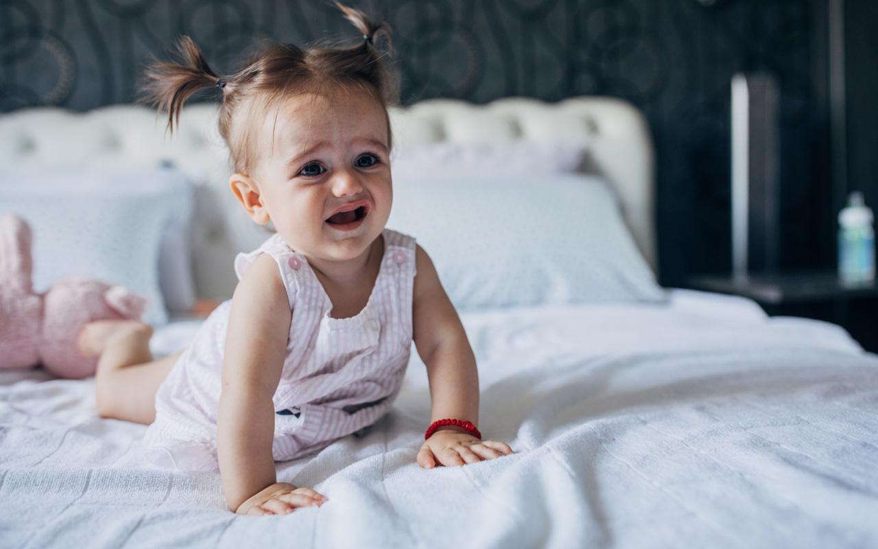 Vauvan ummetus kannattaa hoitaa mahdollisimman pian, jotta tilanne ei vaikeudu.