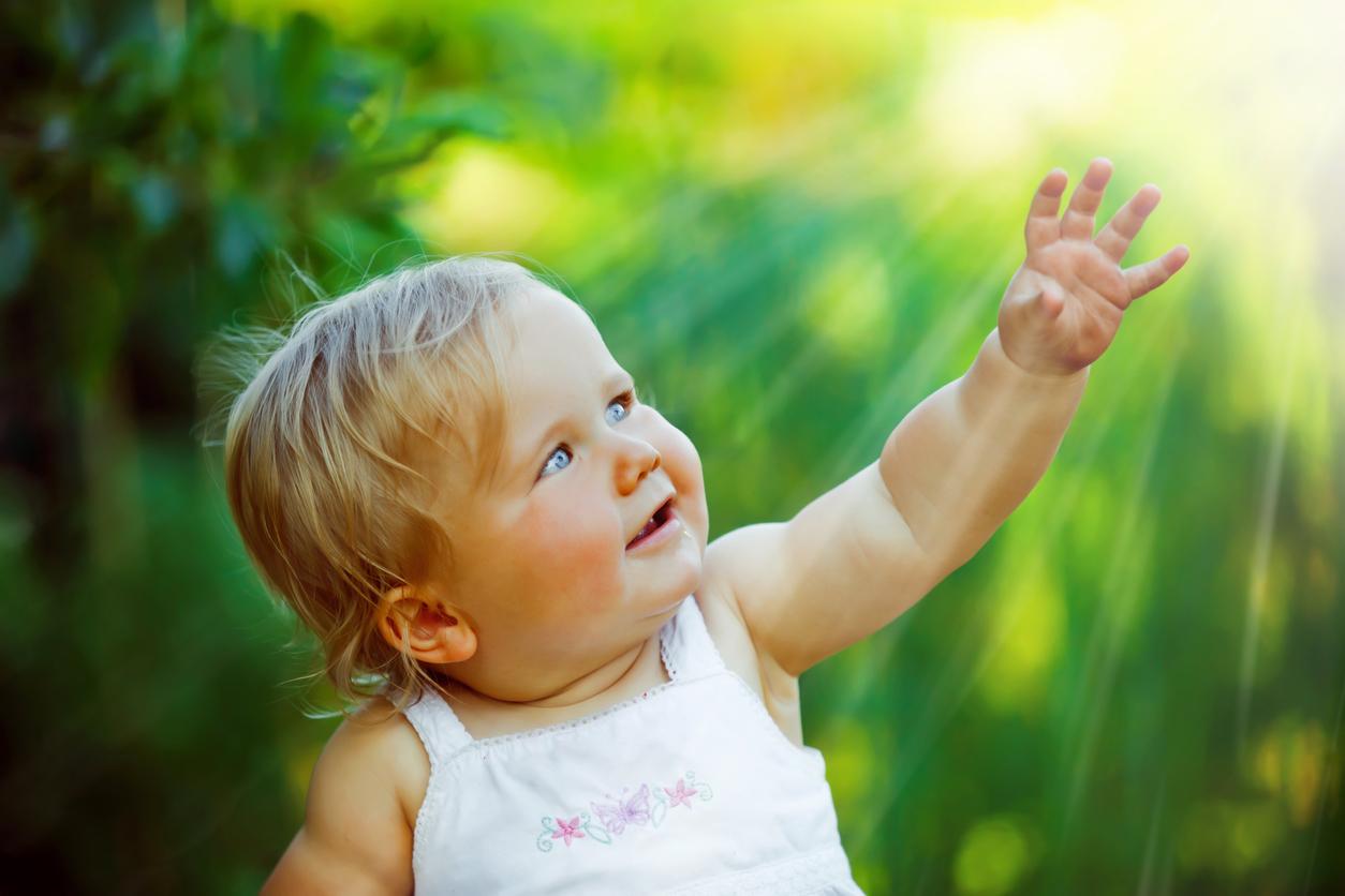 Jumalaiset nimet sopivat lapselle, jonka vanhemmat suorastaan palvovat häntä!
