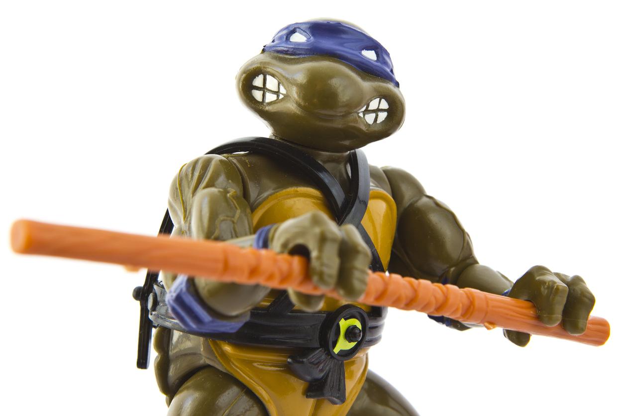 Vanhat lelut kuten turtlesit ovat rakastettuja keräilyesineitä.