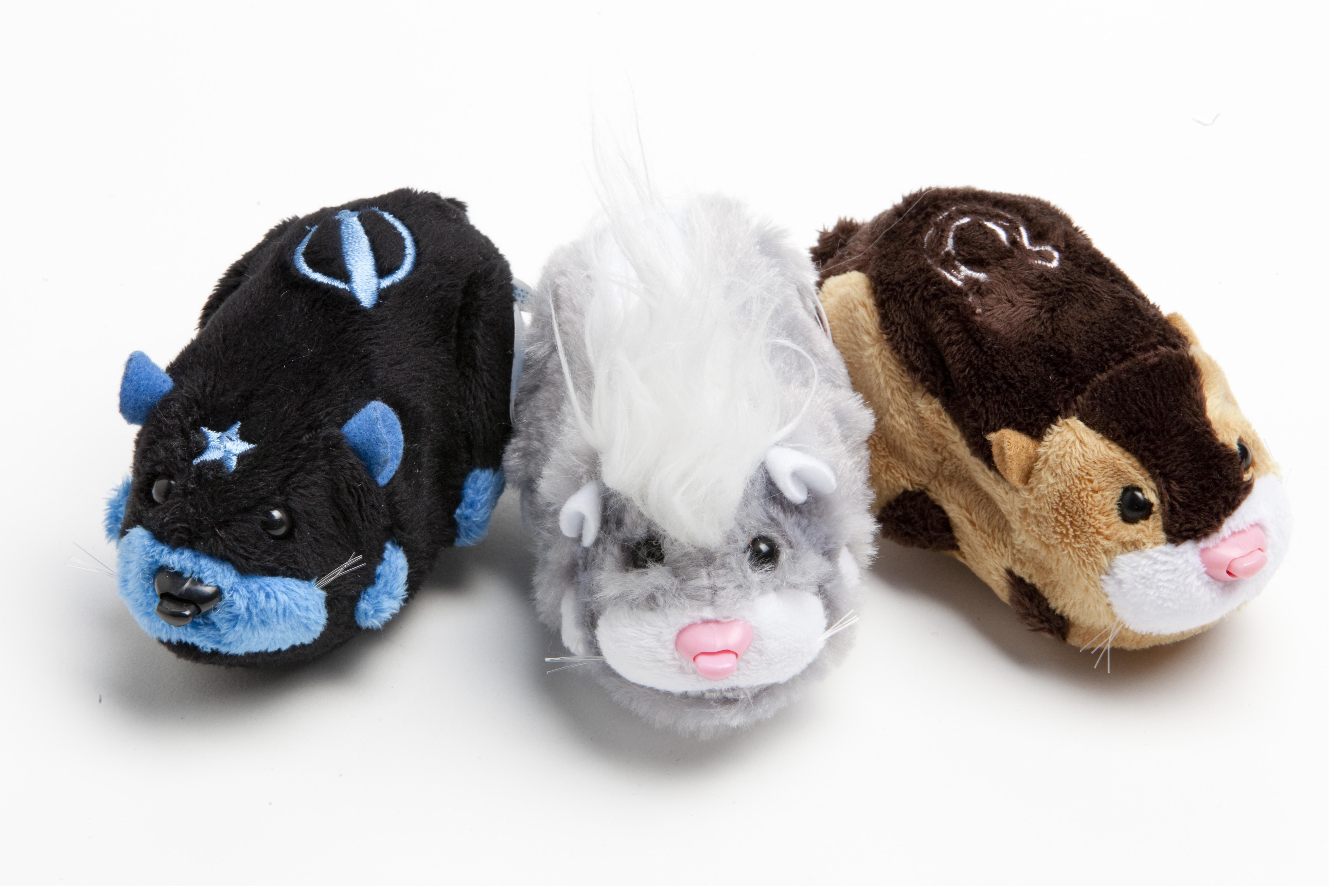 zhu zhu pets -hamsteri