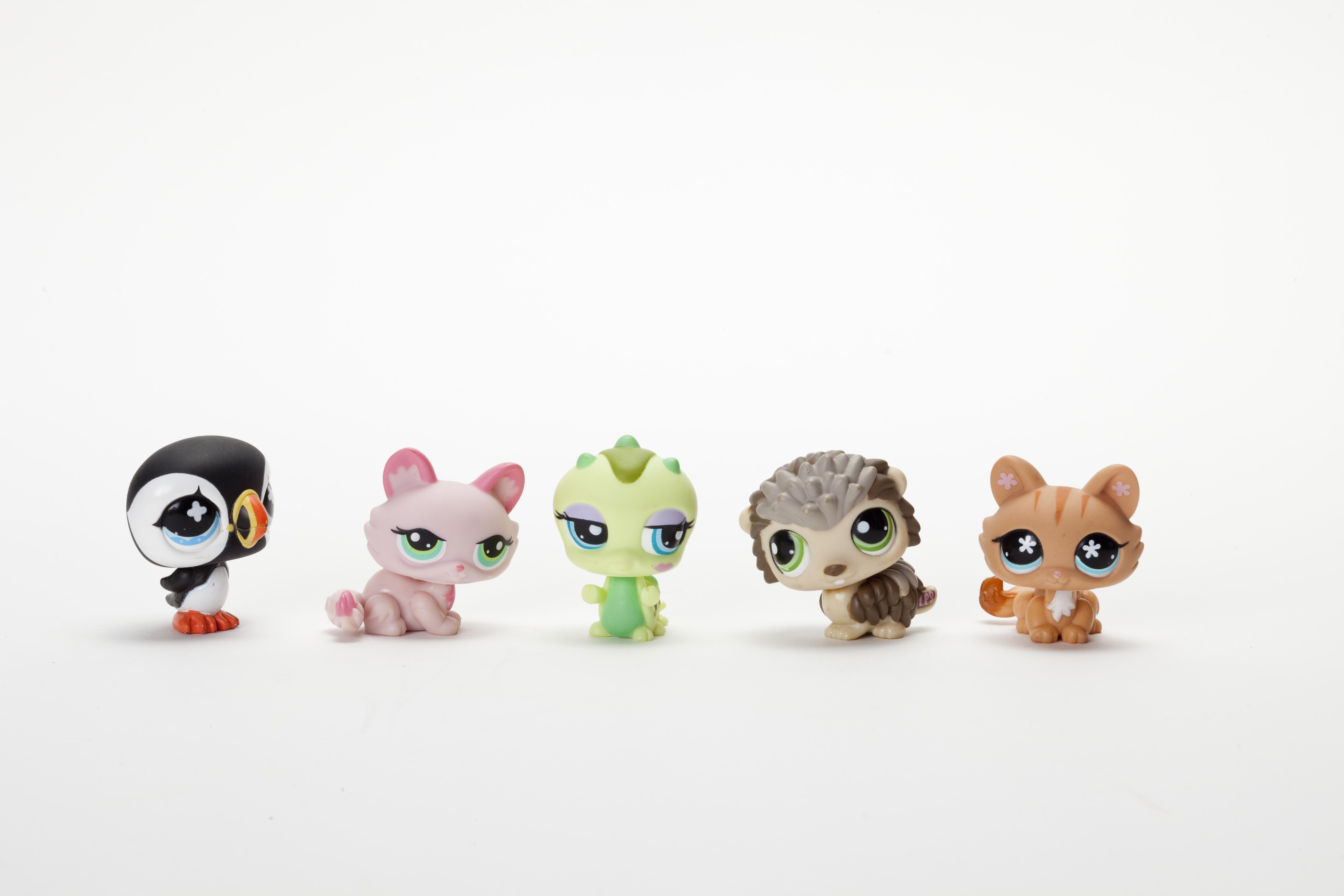 Littlest Pet Shop -hahmot
