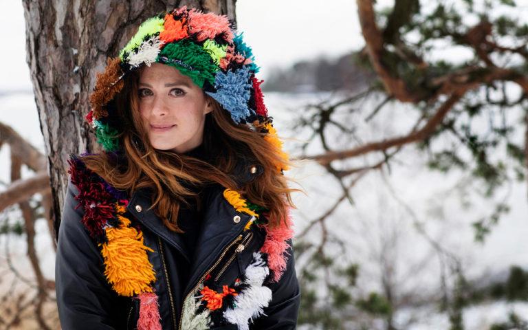 Krista Kosonen muutti Norjaan syksyllä tyttärensä kanssa.