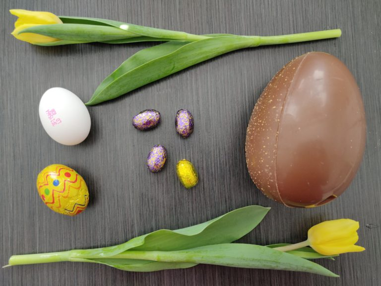 Mikä pääsiäismuna olet