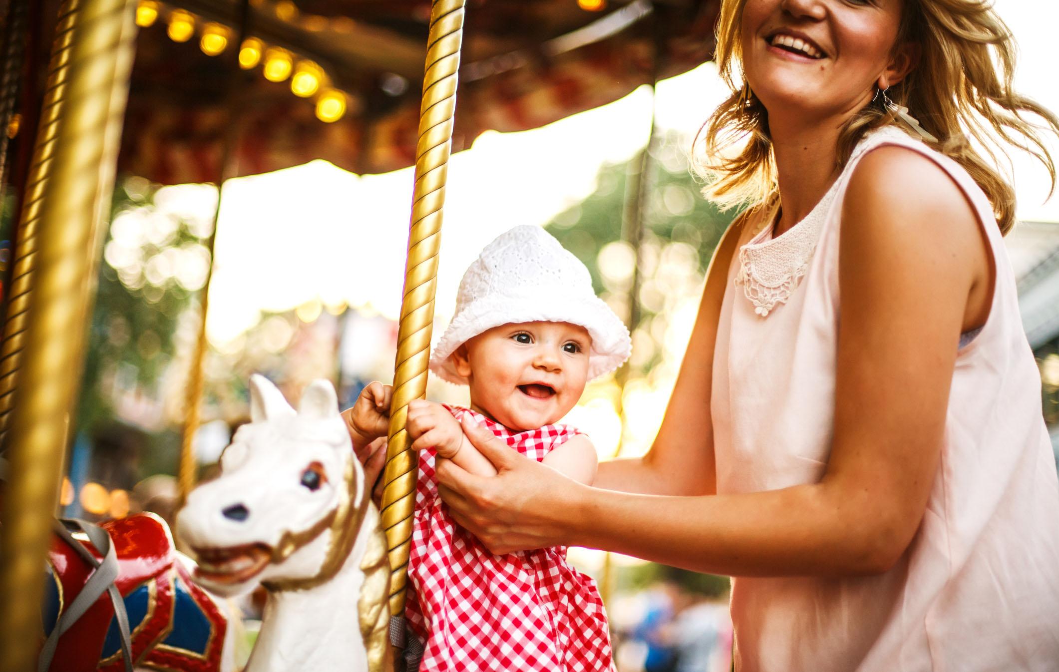 Korona-ajan vauvan kanssa on paljon koettavaa.