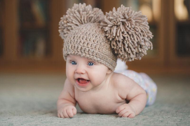 hauska lahja vauvalle pipo