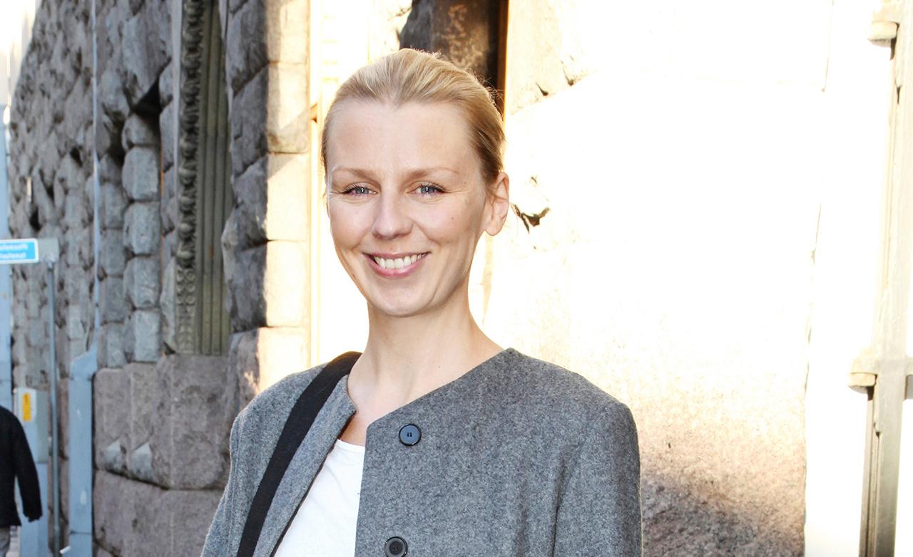 Hanna Gullichsen odottaa neljättä lastaan.