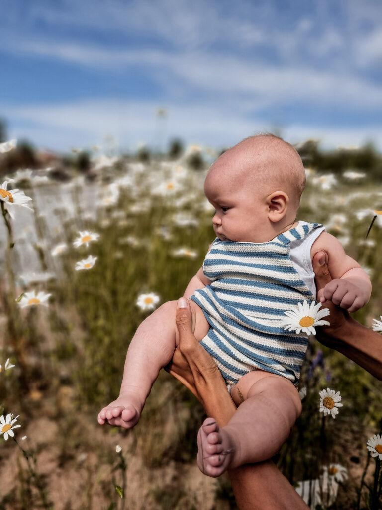 B12-vitamiinin puutos vauva